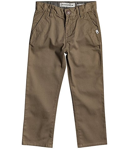 Quiksilver Little Boys 2T-7X Everyday Union Chino Pant