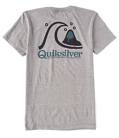 Quiksilver Short-Sleeve Fresh Take Graphic T-Shirt