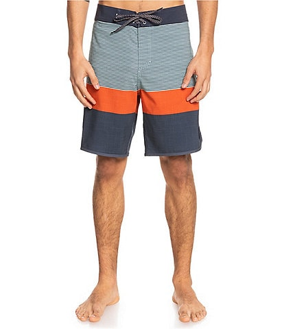 Quiksilver Surfsilk Tijuana 19#double; Outseam Board Shorts