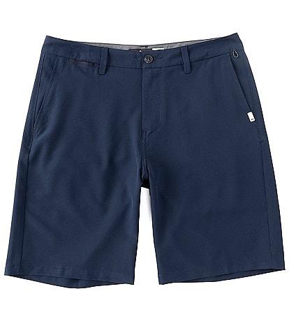 Quiksilver Union Amphibian 20#double; Outseam Hybrid Shorts