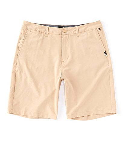 Quiksilver Union Amphibian 20#double; Outseam Hybrid Shorts
