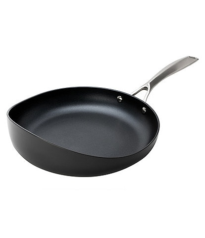RAD PAN 12#double; Nonstick Fry Pan With High Rise Lip