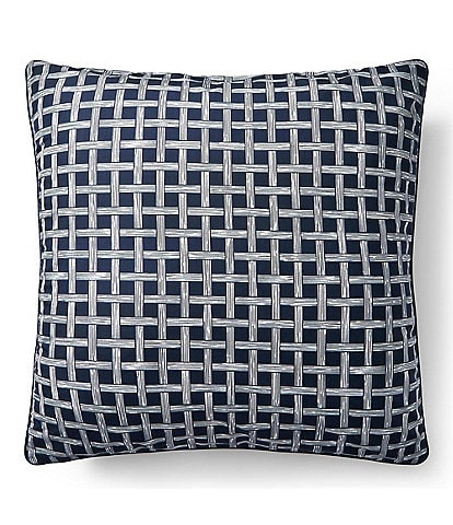 Ralph Lauren Adelaide Collection Crawley Square Pillow