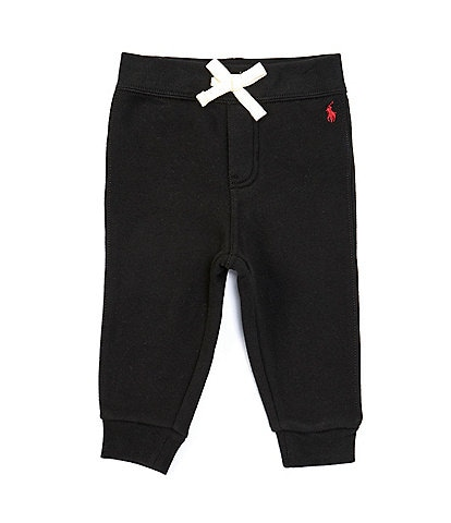 Ralph Lauren Baby Boys 3-24 Months Fleece Jogger Pants
