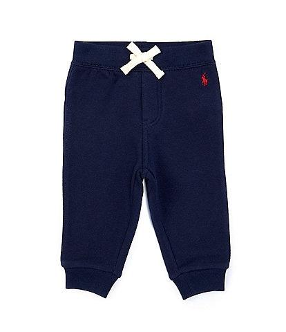 Ralph Lauren Baby Boys 3-24 Months Fleece Jogger Pants