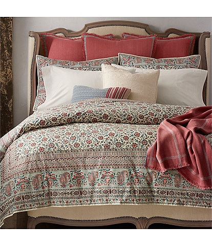 Ralph Lauren Belle Point Collection Avah Comforter