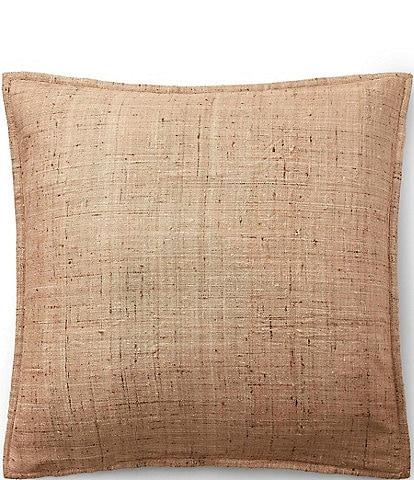 Ralph Lauren Cecily Collection Keeton Tussah Silk Euro Sham