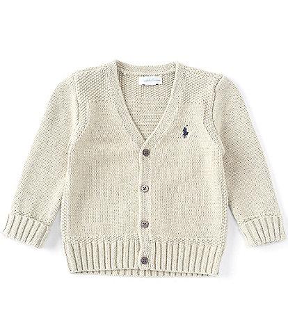 Ralph Lauren Childrenswear Baby Boys 3-24 Months Cardigan