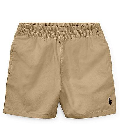 Ralph Lauren Childrenswear Baby Boys 3-24 Months Classic Twill Shorts
