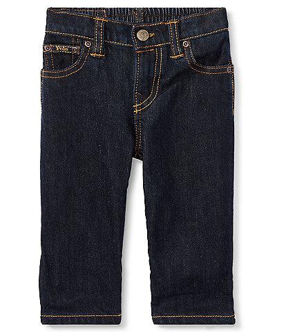 Ralph Lauren Childrenswear Baby Boys 3-24 Months Denim Jeans