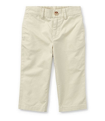 Ralph Lauren Childrenswear Baby Boys 3-24 Months Suffield Flat Front Pants