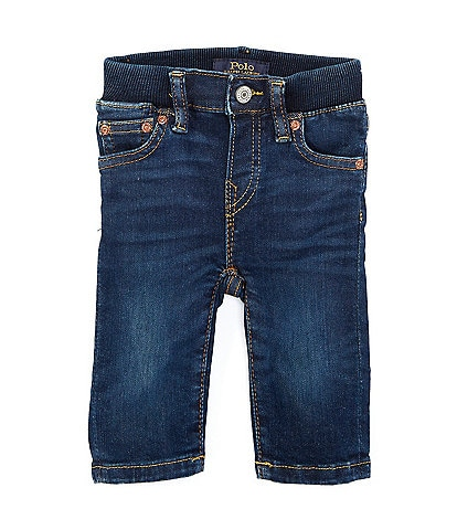 Ralph Lauren Childrenswear Baby Boys 3-24 Months Sullivan Stretch Denim Jeans