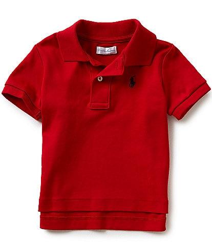 Ralph Lauren Childrenswear Baby Boys 3-24 Months Interlock Polo Shirt
