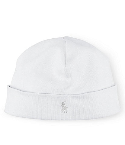 Ralph Lauren Childrenswear Baby Beanie Cap