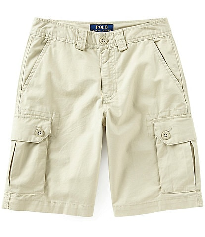 Ralph Lauren Childrenswear Big Boys 8-20 Cargo Shorts