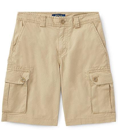 Ralph Lauren Childrenswear Big Boys 8-20 Cargo Shorts