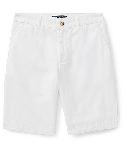Polo Ralph Lauren Childrenswear Big Boys 8-20 Chino Flat Front Shorts