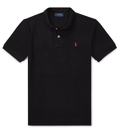 Polo Ralph Lauren Childrenswear Big Boys 8-20 Classic Mesh Polo Shirt