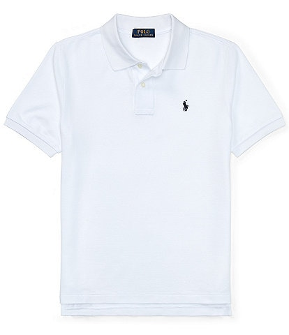 7a766401 Ralph Lauren Childrenswear Big Boys 8-20 Classic Mesh Polo Shirt