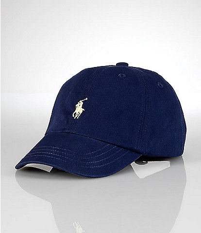Ralph Lauren Childrenswear Big Boys 8-20 Classic Sports Cap