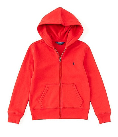 Polo Ralph Lauren Childrenswear Big Boys 8-20 Full Zip Hoodie