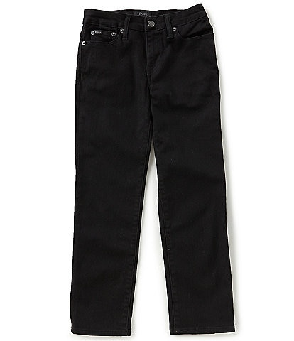 Ralph Lauren Childrenswear Big Boys 8-20 Slim Fit Denim Jeans