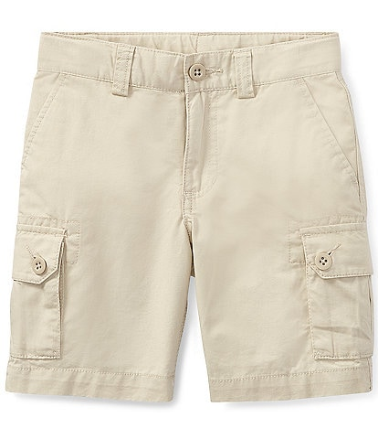 Ralph Lauren Childrenswear Little Boys 2T-7 Cargo Shorts