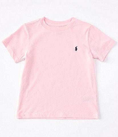 Polo Ralph Lauren Childrenswear Little Boys 2T-7 Short-Sleeve Jersey Tee