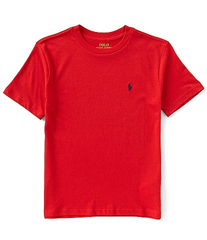 Ralph Lauren Childrenswear Little Boys 2T-7 Short-Sleeve Jersey Tee