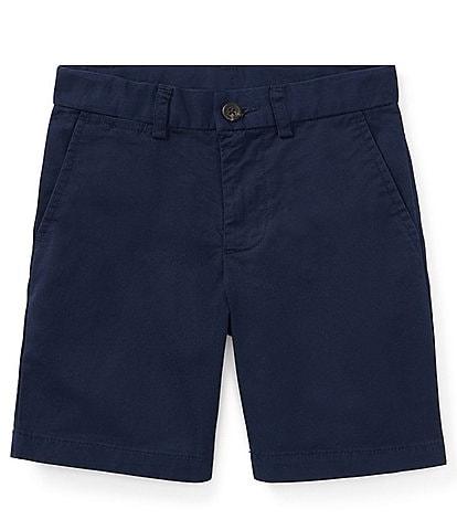 Polo Ralph Lauren Childrenswear Little Boys 2T-7 Flat Front Chino Shorts