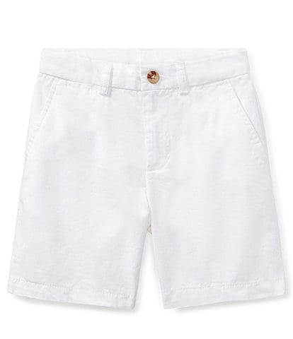 Polo Ralph Lauren Childrenswear Little Boys 2T-7 Flat Front Chino Shorts