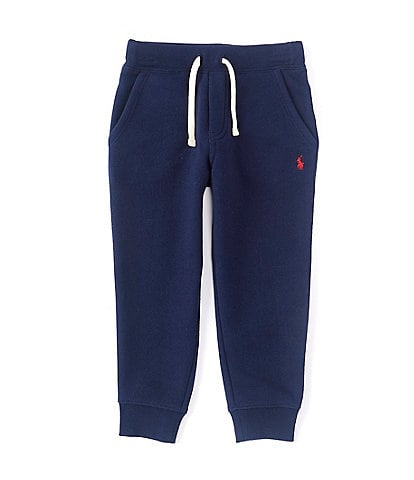 Polo Ralph Lauren Childrenswear Little Boys 2T-7 Fleece Jogger Pants