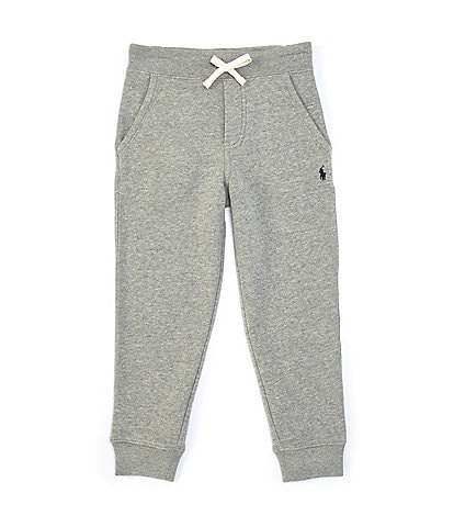 Ralph Lauren Childrenswear Little Boys 2T-7 Fleece Jogger Pants