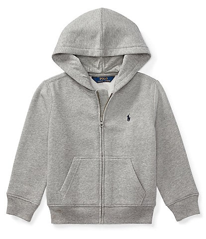 d87d0be47568 Ralph Lauren Childrenswear Little Boys 2T-7 Full-Zip Hoodie