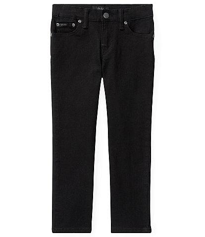 Ralph Lauren Childrenswear Little Boys 2T-7 Hampton Denim Jeans