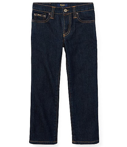 Polo Ralph Lauren Childrenswear Little Boys 2T-7 Hampton Denim Jeans