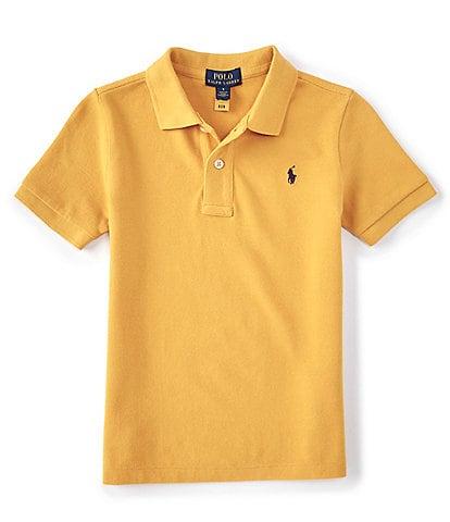 Polo Ralph Lauren Childrenswear Little Boys 2T-7 Short-Sleeve Mesh Polo Shirt
