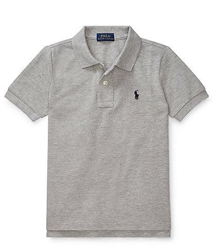 Polo Ralph Lauren Childrenswear Little Boys 2T-7 Short-Sleeve Essential Mesh Polo Shirt