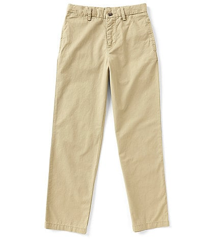 Polo Ralph Lauren Little Boys 2T-7 Suffield Flat-Front Chino Pants