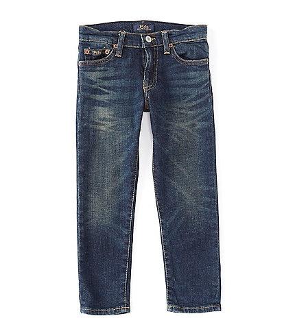 Ralph Lauren Childrenswear Little Boys 2T-7 Sullivan Slim-Fit Stretch Denim Jeans