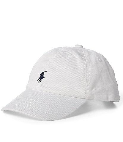 Ralph Lauren Childrenswear Baby Boys Preppy Baseball Cap