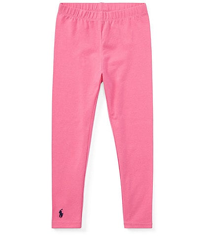 Polo Ralph Lauren Little Girls 2T-6X Leggings