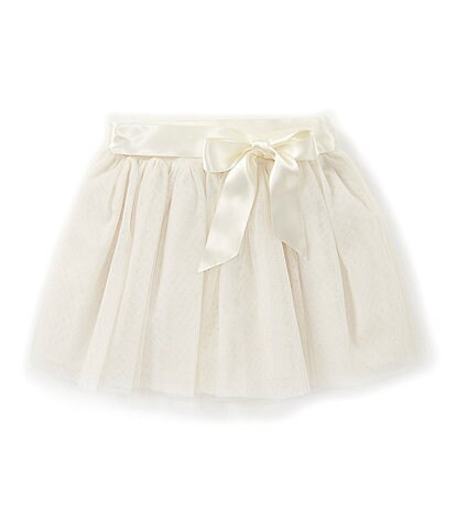 Ralph Lauren Childrenswear Little Girls 2T-6X Tulle A-Line Skirt