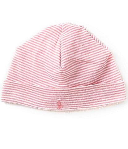 Ralph Lauren Childrenswear Striped Beanie Hat