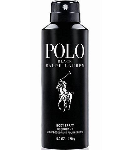 Ralph Lauren Fragrances Polo Black Body Spray