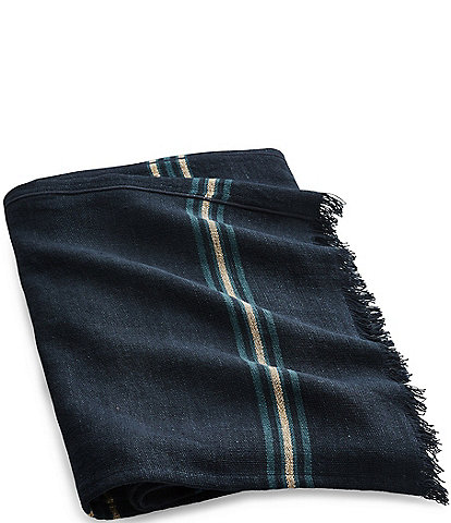 Ralph Lauren Journey's End Collection Mathers Throw Blanket