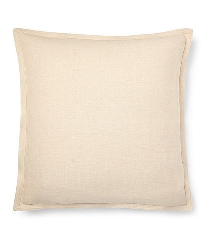 Ralph Lauren Marleybone Collection Elton Linen Euro Sham