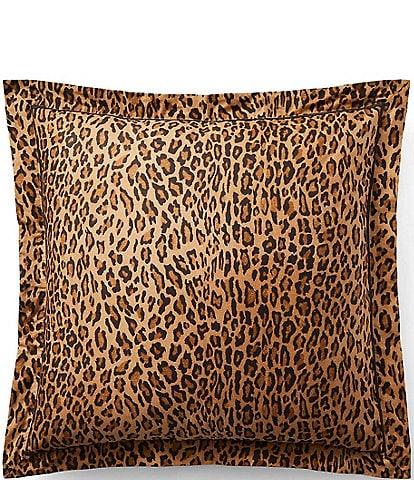 Ralph Lauren Montogomery Leopard Pillow