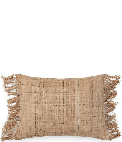 Ralph Lauren Norwich Road Collection Keeton Silk Pillow