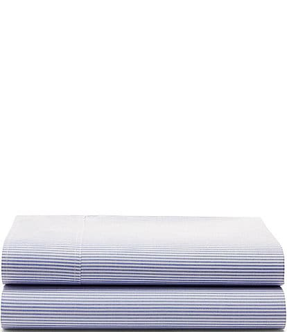 Ralph Lauren Organic Cotton Oxford Stripe Sheets